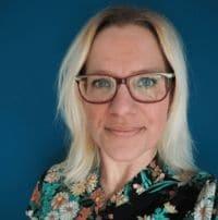 Iris Droste ACT coach Sterk! Amsterdam Watergraafsmeer
